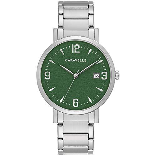 腕時計 ブローバ メンズ 【送料無料】Caravelle by Bulova Dress Watch (Model: 43A155)腕時計 ブローバ メンズ
