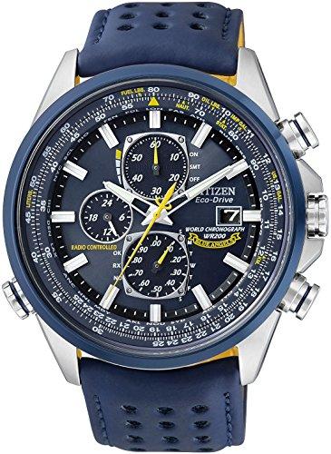 腕時計 シチズン 逆輸入 海外モデル 海外限定 【送料無料】Citizen Men's Eco-DRV Blue Angels World A-T Watch腕時計 シチズン 逆輸入 海外モデル 海外限定