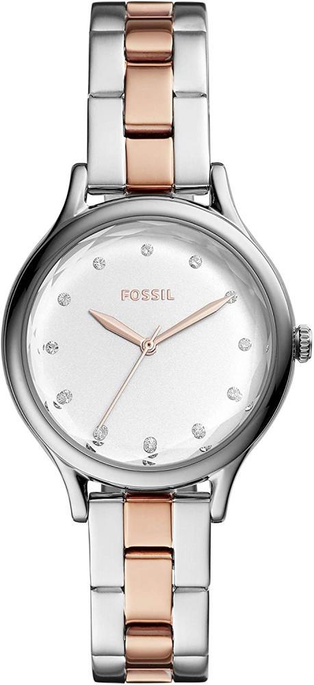 フォッシル 腕時計 レディース 【送料無料】Fossil Women's Laney Three-Hand Stainless Steel Watch BQ3338フォッシル 腕時計 レディース