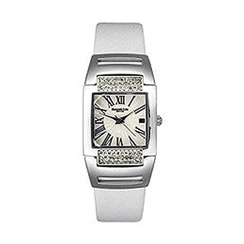 ケネスコール・ニューヨーク Kenneth Cole New York 腕時計 レディース 【送料無料】Kenneth Cole Three-hand Date Leather Strap White Dial Women's watch #KC2271ケネスコール・ニューヨーク Kenneth Cole New York 腕時計 レディース