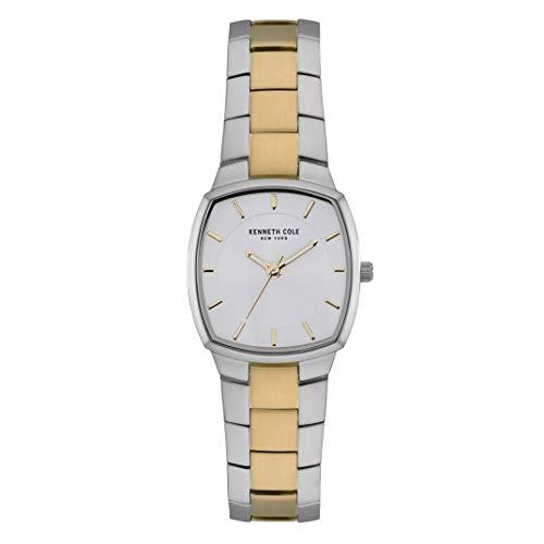 ケネスコール・ニューヨーク Kenneth Cole New York 腕時計 レディース 【送料無料】Kenneth Cole New York Women's Classic Japanese-Quartz Watch with Stainless-Steel Strap, Two Tone, ケネスコール・ニューヨーク Kenneth Cole New York 腕時計 レディース