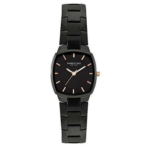ケネスコール・ニューヨーク Kenneth Cole New York 腕時計 レディース 【送料無料】Kenneth Cole New York Women's Classic Japanese-Quartz Watch with Stainless-Steel Strap, Black, 13.ケネスコール・ニューヨーク Kenneth Cole New York 腕時計 レディース