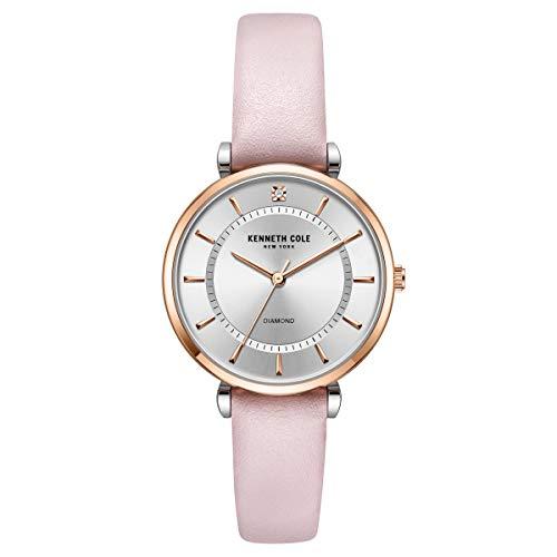ケネスコール・ニューヨーク Kenneth Cole New York 腕時計 レディース 【送料無料】Kenneth Cole New York Ladies Diamond Dial Watchケネスコール・ニューヨーク Kenneth Cole New York 腕時計 レディース