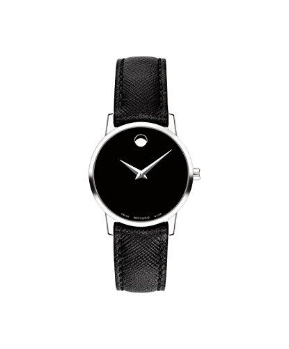 モバード 腕時計 メンズ 【送料無料】Movado Museum Classic Watch 0607204モバード 腕時計 メンズ