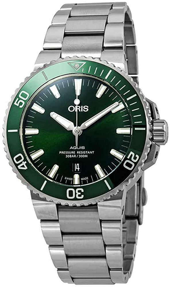 腕時計 オリエント メンズ 【送料無料】Oris Aquis Date腕時計 オリエント メンズ:angelica