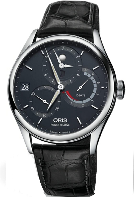 腕時計 オリエント メンズ 【送料無料】Oris Artelier Calibre 112腕時計 オリエント メンズ