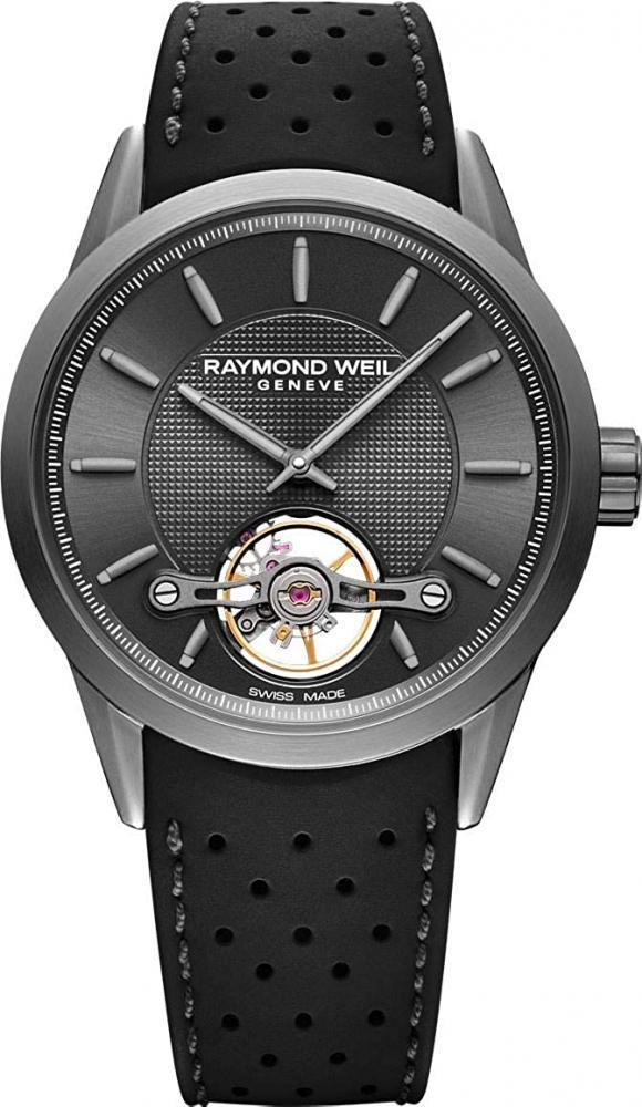 腕時計 レイモンドウィル メンズ スイスの高級腕時計 【送料無料】Raymond Weil Freelancer Automatic Black Dial Men's Watch 2780-TIR-60001腕時計 レイモンドウィル メンズ スイスの高級腕時計