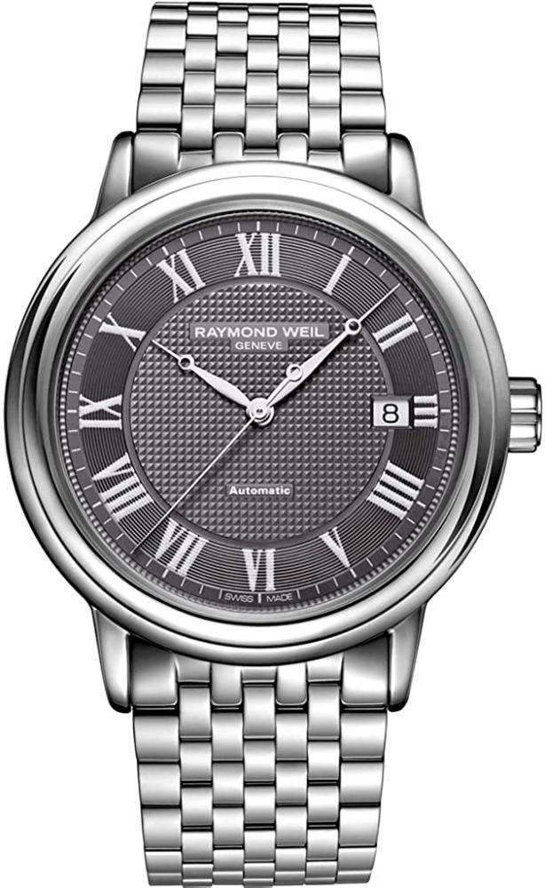 レイモンドウィル 腕時計 メンズ スイスの高級腕時計 【送料無料】Raymond Weil Maestro Men's Automatic Stainless Steel Watch - 2837-ST-00609レイモンドウィル 腕時計 メンズ スイスの高級腕時計