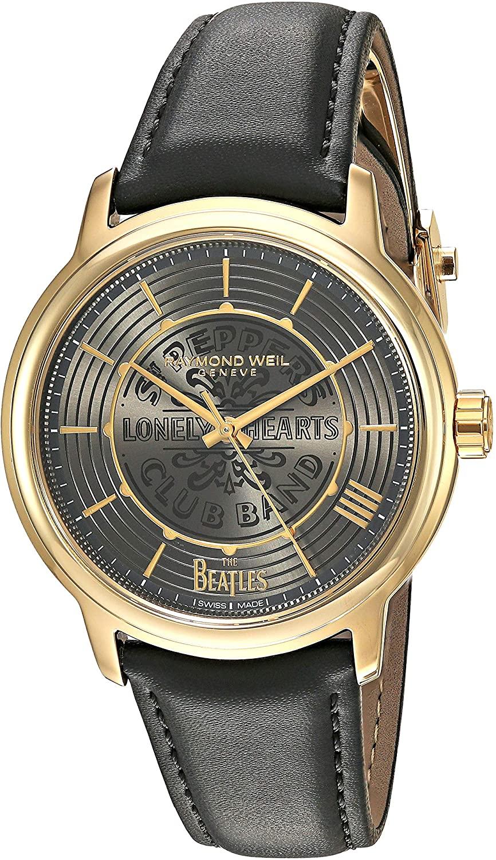 レイモンドウィル 腕時計 メンズ スイスの高級腕時計 【送料無料】RAYMOND WEIL Maestro - 2237-PC-BEAT3 Black One Sizeレイモンドウィル 腕時計 メンズ スイスの高級腕時計
