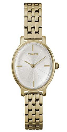 腕時計 タイメックス レディース 【送料無料】TIMEX Gold Stainless Steel Watch-TW2R94100腕時計 タイメックス レディース