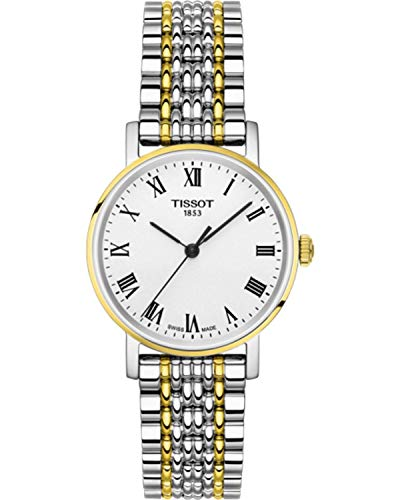 ティソ 腕時計 レディース 【送料無料】Tissot Everytime Lady Two Tone Stainless Steel Watch T109.210.22.033.00ティソ 腕時計 レディース