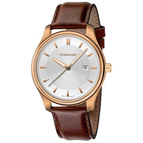 ウェンガー スイス 腕時計 レディース 【送料無料】Watch WENGER 01.1421.102 Woman Silverウェンガー スイス 腕時計 レディース