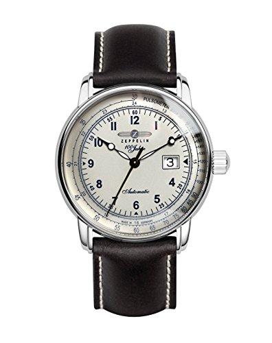 腕時計 ツェッペリン メンズ ゼッペリン ドイツ 【送料無料】Zeppelin Mens Watch Serie 100 Jahre Zeppelin Automatic 7654-4腕時計 ツェッペリン メンズ ゼッペリン ドイツ