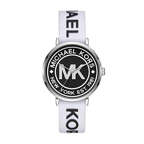 非売品 腕時計 マイケルコース レディース マイケル・コース アメリカ直輸入 【送料無料】Michael Kors Women's Addyson Three-Hand Silver-Tone Alloy Watch MK2863腕時計 マイケルコース レディース マイケル・コース アメリカ直輸入, ほんだ農場 8ab18c86
