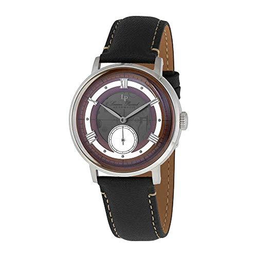 暮らし健康ネット館 腕時計 ルシアンピカール メンズ 【送料無料】Lucien Piccard Automatic Unisex Watch 1673A2腕時計 ルシアンピカール メンズ, auto-connection-shop 823ce76b