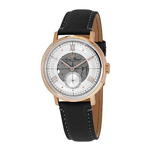 ルシアンピカール 腕時計 メンズ 【送料無料】Lucien Piccard Automatic Blue Dial Men's Watch 1297A6ルシアンピカール 腕時計 メンズ
