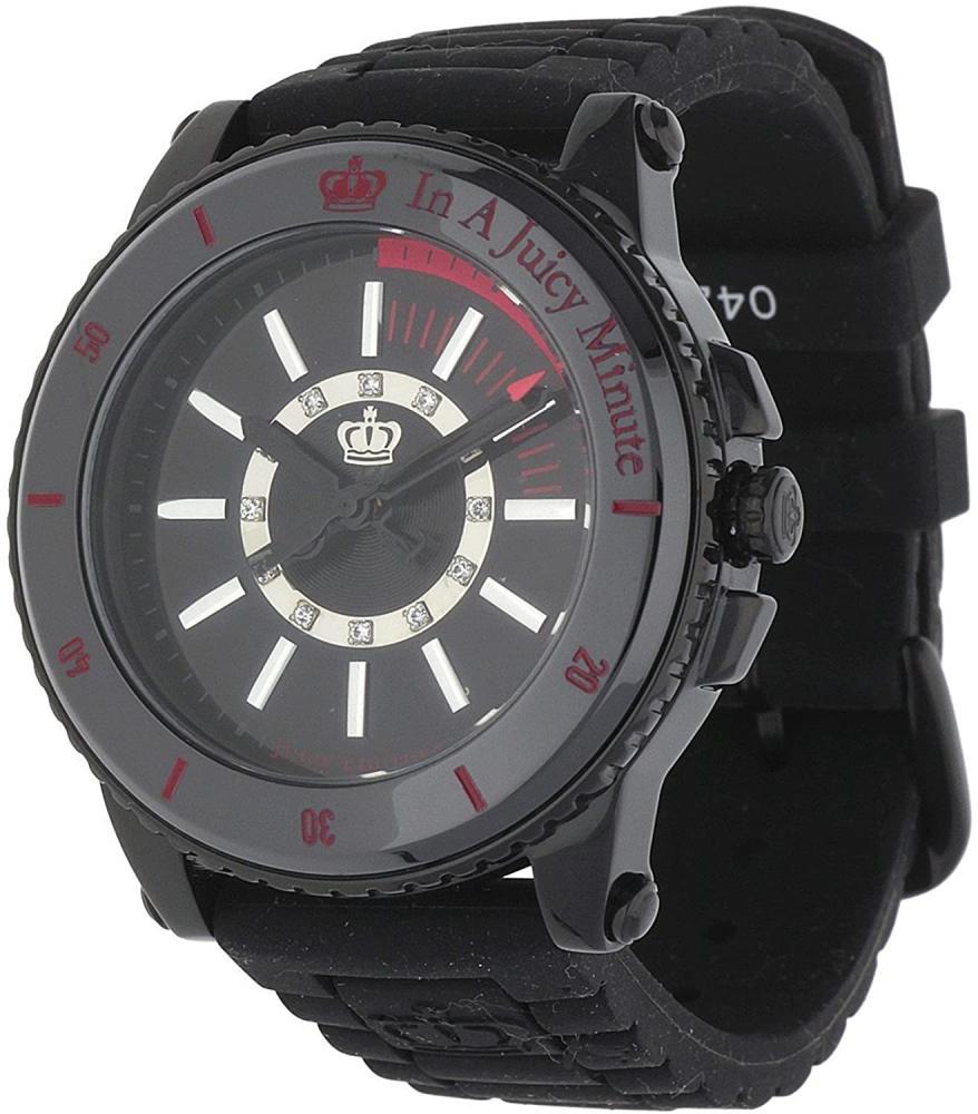 ジューシークチュール レディース 【送料無料】Juicy Couture Pedigree Women's Quartz Watch 1900785ジューシークチュール レディース