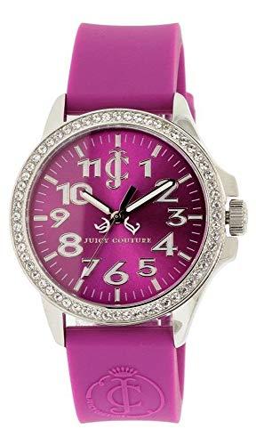 ジューシークチュール レディース 【送料無料】Juicy Couture Jetsetter Women's Quartz Watch 1900967ジューシークチュール レディース