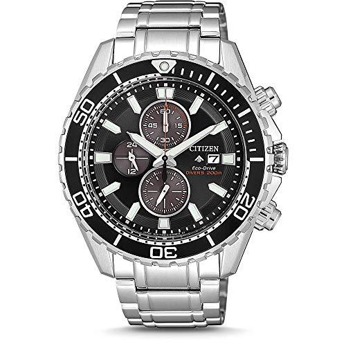 腕時計 シチズン 逆輸入 海外モデル 海外限定 【送料無料】Citizen Eco-Drive Promaster Marine Chronograph 200m Divers Watch - CA0711-80H腕時計 シチズン 逆輸入 海外モデル 海外限定
