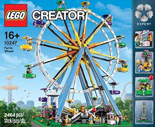 レゴ クリエイター 【送料無料】Lego Creator 10247 Ferris Wheel Ferris wheel [parallel import goods]レゴ クリエイター