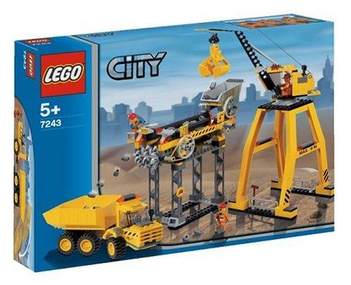 レゴ シティ 【送料無料】Lego 7243 City Construction Setレゴ シティ