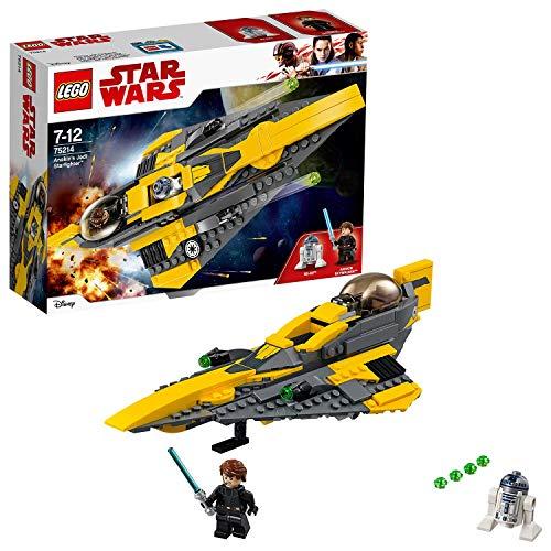 数量限定 無料ラッピングでプレゼントや贈り物にも 逆輸入並行輸入送料込 レゴ スターウォーズ 送料無料 LEGO 2020春夏新作 Anakin's Star Starfighter Warsレゴ Jedi