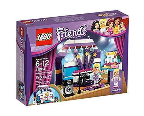 無料ラッピングでプレゼントや贈り物にも 逆輸入並行輸入送料込 レゴ フレンズ 業界No.1 送料無料 バースデー 記念日 ギフト 贈物 お勧め 通販 Friends Stageレゴ Rehearsal 41004 LEGO