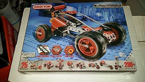 アンクルミルトン 知育玩具 科学 6023469 Meccano Off Road CN 25 Models Setアンクルミルトン 知育玩具 科学 6023469
