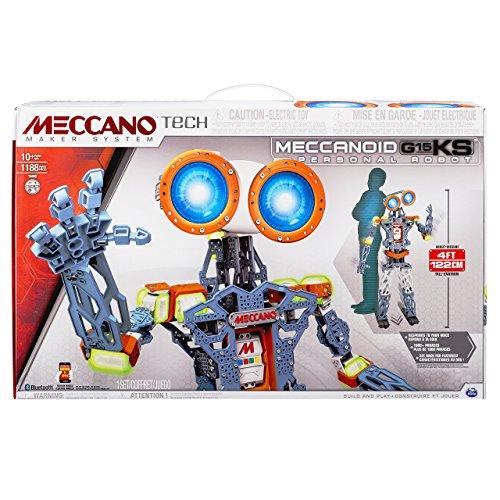 世界の アンクルミルトン 知育玩具 科学 6027551 【送料無料】Meccano MeccaNoid G15 KSアンクルミルトン 知育玩具 科学 6027551, あなたの食器とキッチングッズ 89e2398d
