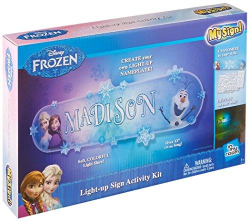 アンクルミルトン 知育玩具 科学 2313 Uncle Milton - Disney's Frozen - My Sign Wall Dacorアンクルミルトン 知育玩具 科学 2313