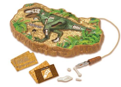 アンクルミルトン 知育玩具 科学 1527 Uncle Milton T-Rexcavator Dinosaur Excavation Gameアンクルミルトン 知育玩具 科学 1527