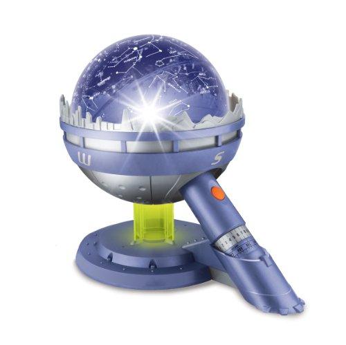 アンクルミルトン 知育玩具 科学 2002 【送料無料】In My Room Star Theater Tabletop Planetarium Light Projectorアンクルミルトン 知育玩具 科学 2002
