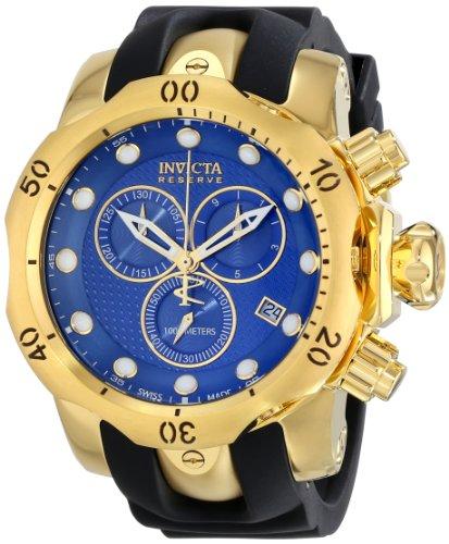 インヴィクタ インビクタ ベノム 腕時計 メンズ 16148 【送料無料】Invicta Men's 16148 Venom Analog Display Swiss Quartz Black Watchインヴィクタ インビクタ ベノム 腕時計 メンズ 16148