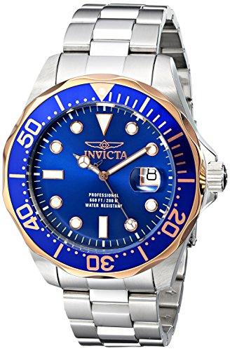 インヴィクタ インビクタ プロダイバー 腕時計 メンズ 17554 Invicta Men's 17554 Pro Diver Analog Display Swiss Quartz Silver Watchインヴィクタ インビクタ プロダイバー 腕時計 メンズ 17554