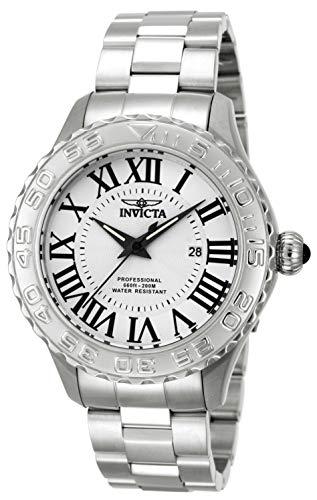 インヴィクタ インビクタ プロダイバー 腕時計 メンズ 14378 【送料無料】Invicta Men's 14378 Pro Diver Silver Textured Dial Stainless Steel Watchインヴィクタ インビクタ プロダイバー 腕時計 メンズ 14378