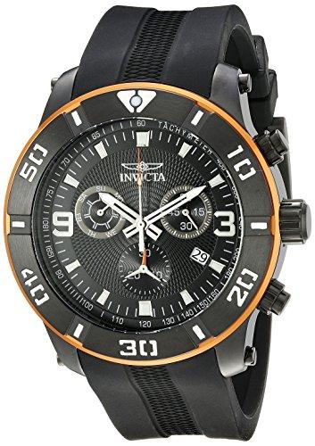 腕時計 インヴィクタ インビクタ プロダイバー メンズ 19827 【送料無料】Invicta Men's 19827 Pro Diver Analog Display Swiss Quartz Black Watch腕時計 インヴィクタ インビクタ プロダイバー メンズ 19827
