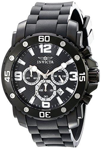 インヴィクタ インビクタ プロダイバー 腕時計 メンズ 18168 Invicta Men's 18168 Pro Diver Analog Display Japanese Quartz Black Watchインヴィクタ インビクタ プロダイバー 腕時計 メンズ 18168
