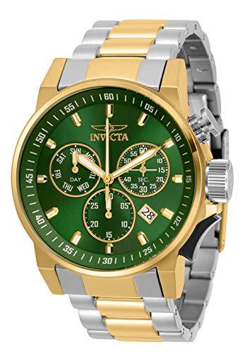 インヴィクタ インビクタ 腕時計 メンズ 【送料無料】Invicta Mens I-Force Quartz Watch, Two Tone, 31634インヴィクタ インビクタ 腕時計 メンズ