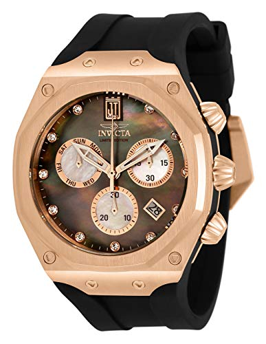 インヴィクタ インビクタ 腕時計 メンズ 【送料無料】Invicta Men's JT Stainless Steel Quartz Watch with Silicone Strap, Black, 32.5 (Model: 32560)インヴィクタ インビクタ 腕時計 メンズ