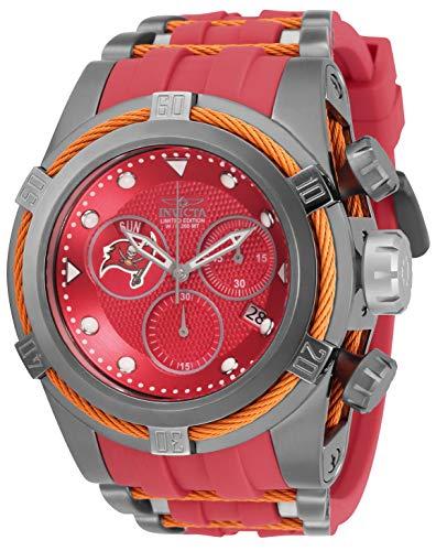 腕時計 インヴィクタ インビクタ メンズ 【送料無料】INVICTA NFL Tampa Bay Buccaneers Bolt Zeus腕時計 インヴィクタ インビクタ メンズ