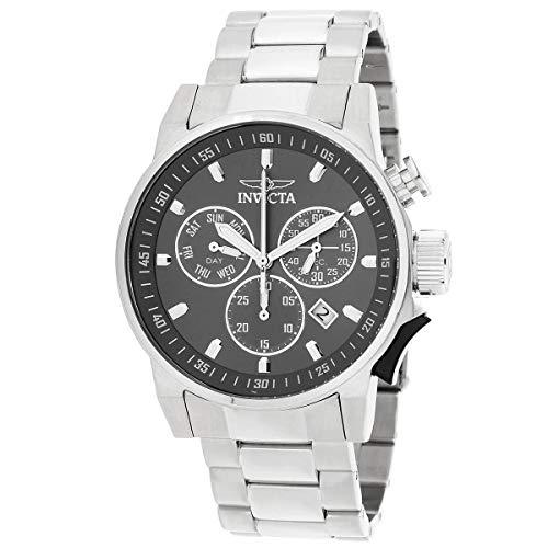 インヴィクタ インビクタ 腕時計 メンズ 【送料無料】Invicta I-Force Chronograph Quartz Gunmetal Dial Men's Watch 31632インヴィクタ インビクタ 腕時計 メンズ