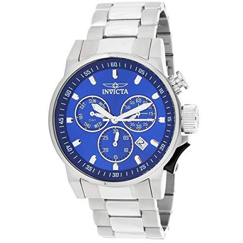 インヴィクタ インビクタ 腕時計 メンズ 【送料無料】Invicta I-Force Chronograph Quartz Blue Dial Men's Watch 31630インヴィクタ インビクタ 腕時計 メンズ