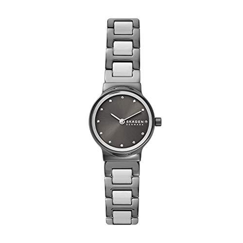 スカーゲン 腕時計 レディース 【送料無料】Skagen Women's Freja Quartz Watch with Stainless Steel Strap, Multicolor, 14 (Model: SKW2831)スカーゲン 腕時計 レディース