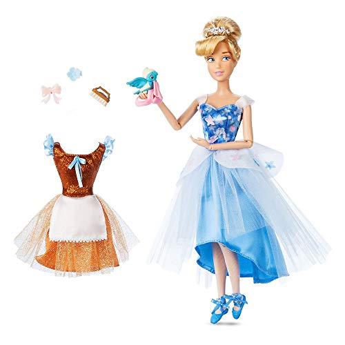 シンデレラ ディズニープリンセス 【送料無料】Disney Cinderella Ballet Doll ? 11 1/2 inchesシンデレラ ディズニープリンセス