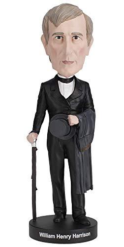 ボブルヘッド バブルヘッド 首振り人形 ボビンヘッド BOBBLEHEAD 【送料無料】Royal Bobbles William Henry Harrison Bobbleheadボブルヘッド バブルヘッド 首振り人形 ボビンヘッド BOBBLEHEAD