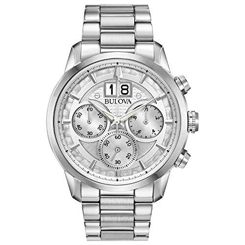 ブローバ 腕時計 メンズ 【送料無料】Bulova Dress Watch (Model: 96B318)ブローバ 腕時計 メンズ