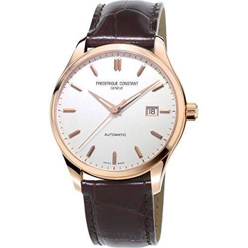 腕時計 フレデリックコンスタント メンズ 【送料無料】Fred Erique Constant Men's Automatic Watch Analogue XL Leather FC 303?V5B4腕時計 フレデリックコンスタント メンズ