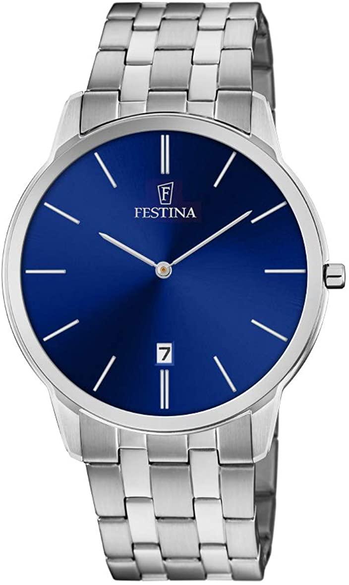 フェスティナ フェスティーナ スイス 腕時計 メンズ 【送料無料】Festina Womens Analogue Quartz Watch with Stainless Steel Strap F6868/2フェスティナ フェスティーナ スイス 腕時計 メンズ