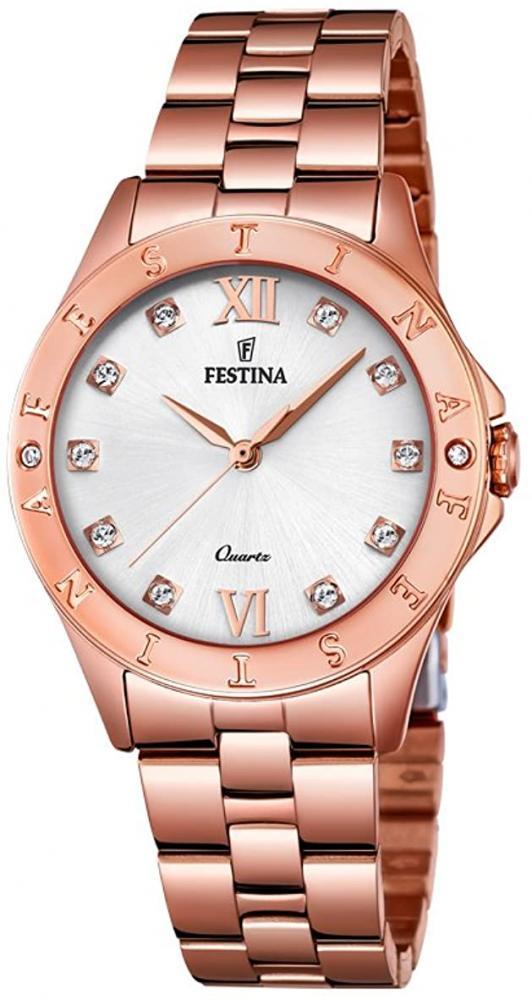 腕時計 フェスティナ フェスティーナ スイス レディース 【送料無料】Festina Boyfriend F16926/A Wristwatch for women Classic & Simple腕時計 フェスティナ フェスティーナ スイス レディース