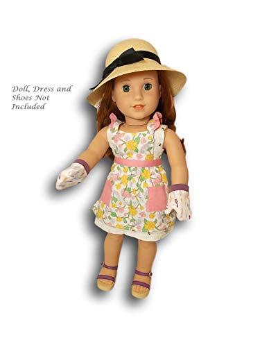 アメリカンガールドール 赤ちゃん おままごと ベビー人形 【送料無料】American Girl GOTY 2019 Blaire Wilson Blaire's Garden Accessories for 18-Inch Dolls (Doll not Included)アメリカンガールドール 赤ちゃん おままごと ベビー人形